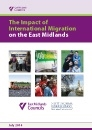 The Impact of International Migration on the East Midlands