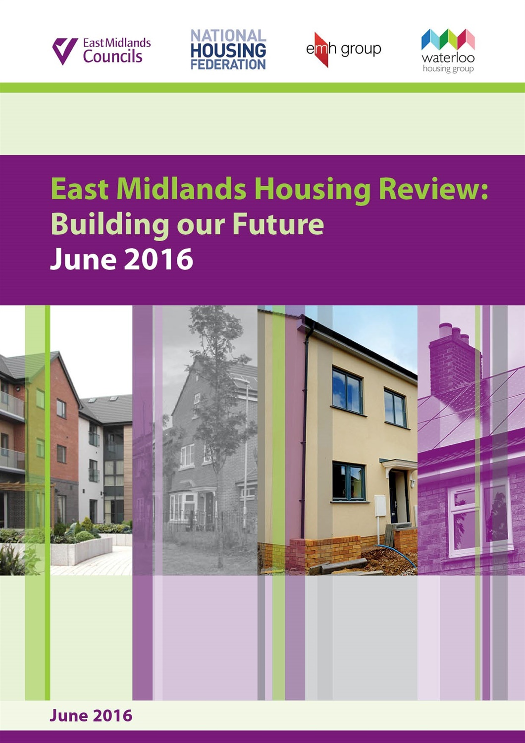 EMC Housing Review June 2016 - Front cover