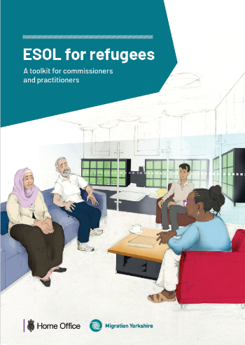 ESOL for refugees pic