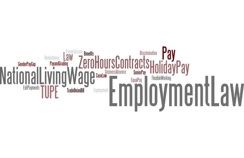 the employment laws essay The department of labor (dol) administers and enforces more than 180 federal laws these mandates and the regulations that implement them cover many workplace activities for about 10 million employers and 125 million workers.