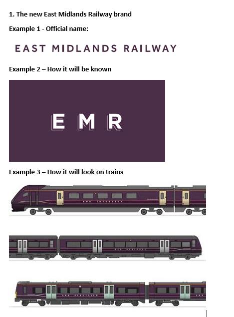 East Midlands Rail Franchise